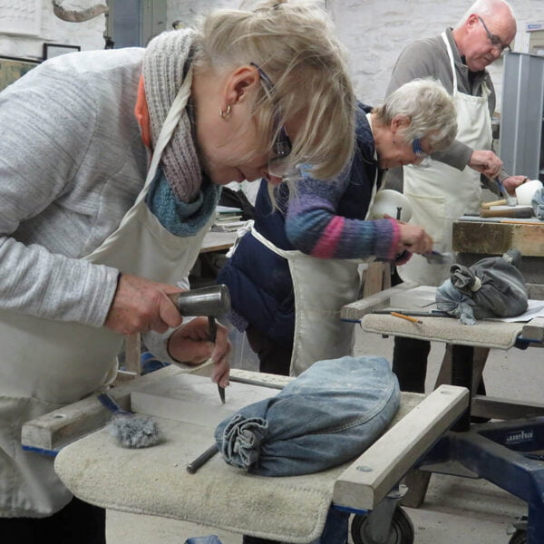 Burngate Stone Carving | Adult All Day Carving Course
