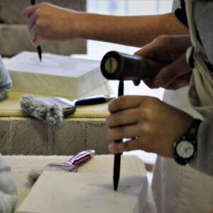 Burngate Stone Carving | Engraving & Lettering Classes
